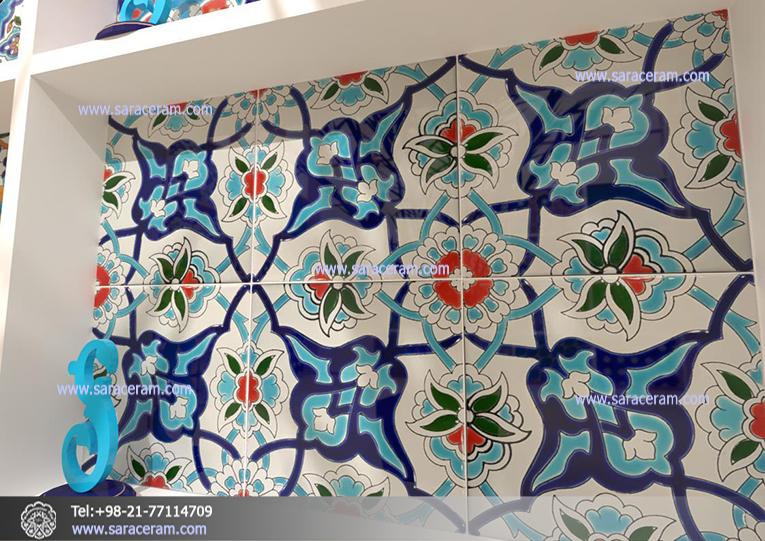 فروشگاه کاشی سنتی ایرانی دست ساز